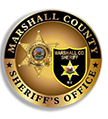 Badge and Patch of Marshall County Sheriffs Office